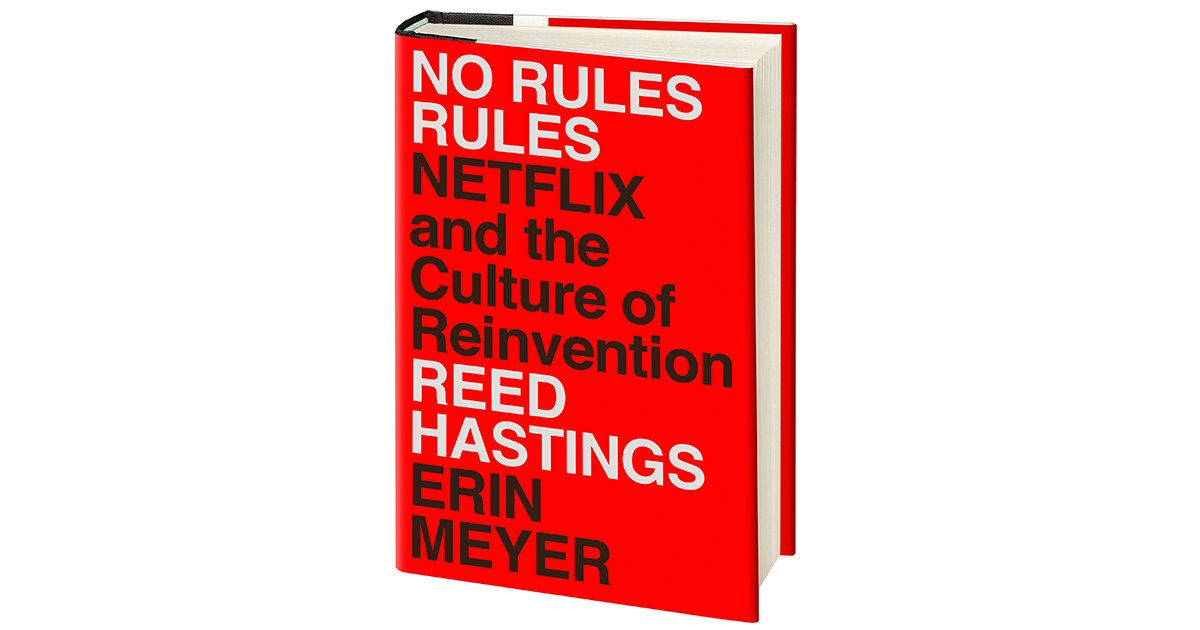 NO RULES RULES BOOK